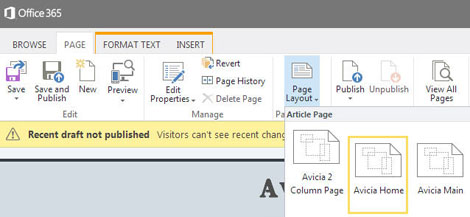 Template Gratuito Per Sharepoint Online Walk2talk
