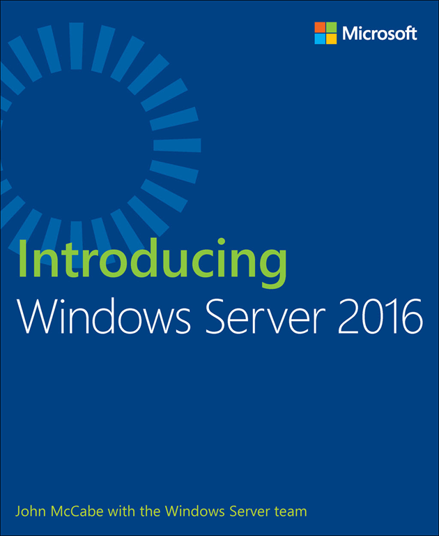 Introducing Windows Server 2016