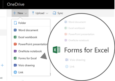 Microsoft Forms for Excel