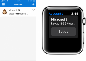 L'app di Microsoft Authenticator per Apple Watch è ora in public preview