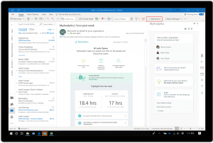MyAnalytics ora disponibile in più piani di Office 365