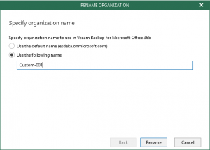 Veeam: novità per il backup di Office 365