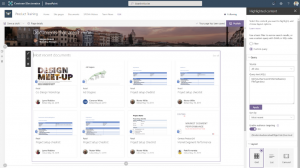 Nuove web part in arrivo su SharePoint